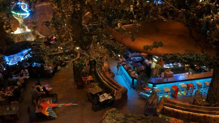 Rain Forest Lounge
