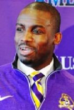 ECU head football coach Scottie Montgomery (Bonesville file photo by Al Myatt)