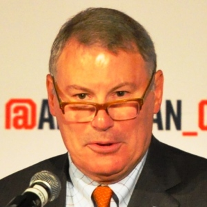 AAC Commissioner Mike Aresco (File photo by Bonesville Staff)