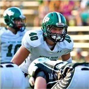 Ben Norris, Myers Park linebacker, ECU Recruiting 2016 (Photo source: Hudl.com)