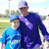 The ECU Pirates team up with the Exceptional Community Baseball League. (04.02.17 photo #2 by Brian Bailey)