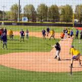 The ECU Pirates team up with the Exceptional Community Baseball League. (04.02.17 photo #4 by Brian Bailey)