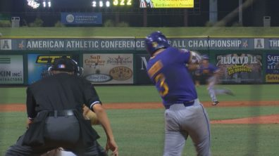 AAC Tournament   ECU vs. UCF   Still #3 by Brian Bailey (May 23, 2017   Clearwater, FL)