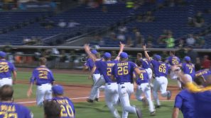 AAC Tournament   ECU vs. USF   Still #4 by Brian Bailey (May 25, 2017   Clearwater, FL)