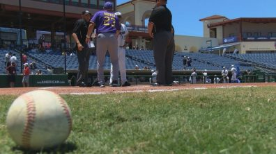 AAC Tournament | ECU 4, UCF 0 | Still #3 by Brian Bailey (May 27, 2017 | Clearwater, FL)
