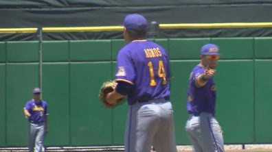 AAC Tournament   ECU 4, UCF 0   Still #9 by Brian Bailey (May 27, 2017   Clearwater, FL)