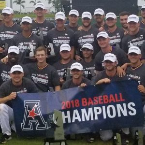 <span style='color:#111111;text-decoration:none!important;font-size:16px;text-transform:uppercase;'>Baseball: AAC Championships</span><br>Pirates win AAC title