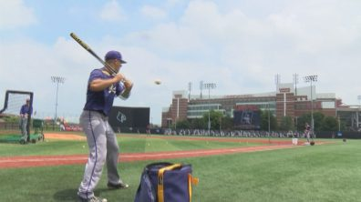 Pirates in Louisville still frame #6 courtesy WNCT-TV