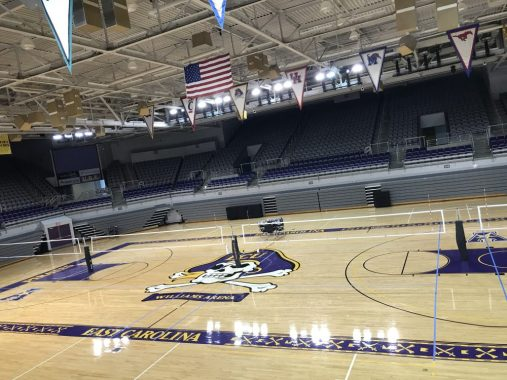 Minges Coliseum/Williams Arena Photo #2