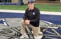 Brian Bailey at AT&T Stadium (submitted photo)