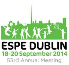 September 2014: BoneXpert presented at ESPE in Dublin