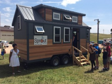 The Sprout Tiny House