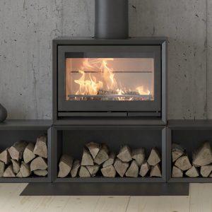 Contura 330g wood burning stove