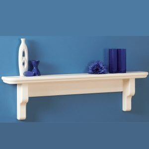 long corbel shelf