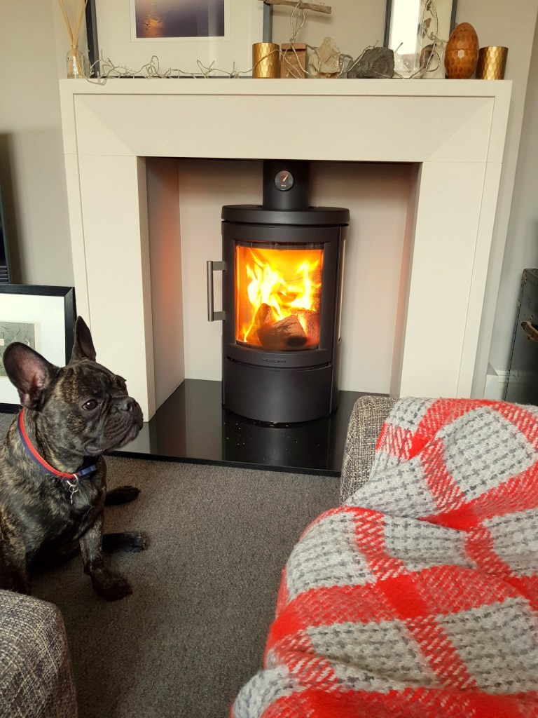 Hwam 3210 Wood Burning Stove Installation