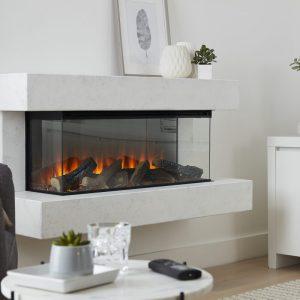 British Fires Electric Suites