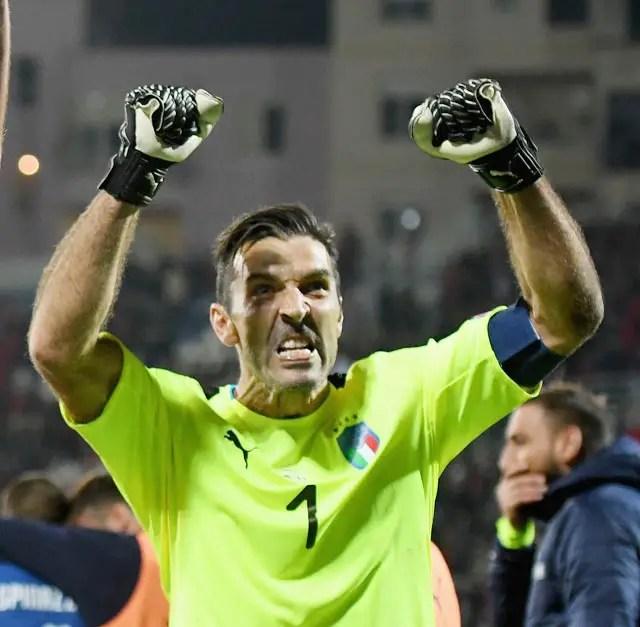 %name Gianluigi Buffon: Hãy để play off là mở đầu, chứ không phải kết thúc