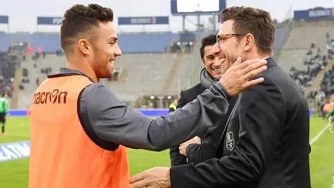 %name Serie A & câu chuyện cha con Di Francesco