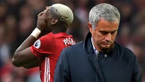 %name Ngoại hạng Anh   Sau tất cả, Mourinho cũng khóc vì Pogba