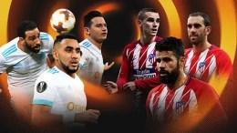 %name Nhận định bóng đá Marseille vs Atletico Madrid, 01h45 ngày 17/5: Nhuộm đỏ đỉnh Europa