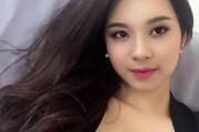 Ngưỡng mộ diễn viên Hoàng Linh Chi xinh đẹp và tài năng