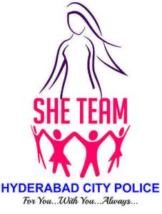 SHE Team Hyderabad City Police