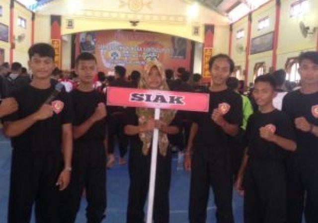 Atlit IKS PI Kera Sakti Asal Siak  Ikuti Jambore IKS.PI Kera Sakti CUP III  Di Madiun Jawa Timur