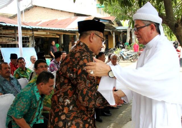 Wakil Walikota Medan Berangkat Haji Kloter 14