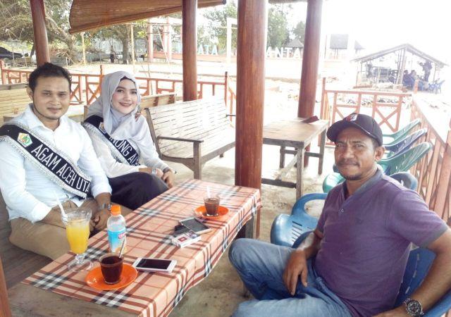 Keindahan Objek Wisata Bantayan Diperkenalkan Dalam Event Pariwisata Aceh