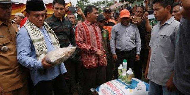 Gubernur: Pajale Komoditi Pangan Andalan Aceh
