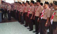 Pengukuhan Majelis Pembimbing Kwarran Ranting dan Pelantikan Kwarran Siak Kecil Oleh Kwartir Cabang Pramuka Bengkalis