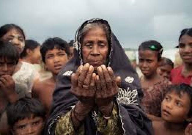 Ribuan Masyarakat Aceh Gelar Doa Untuk Muslim Rohingya