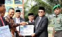 Wabup Pijay Pimpin Upacara HAB