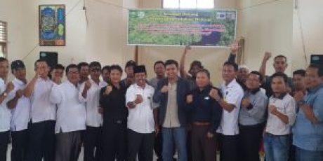 Penyuluhan Hukum Cagar Biosfer GSK-BB di Kecamatan Bungaraya