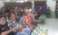 Alex Simamora Ketua AMPI Medan Belawan Terpilih