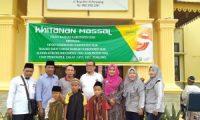 BAZNAS Kabupaten Siak Gelar Khitan Masal di Kecamatan Tualang