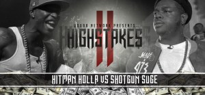 Hitman vs. Suge, UDUBB 'Highstakes 2'