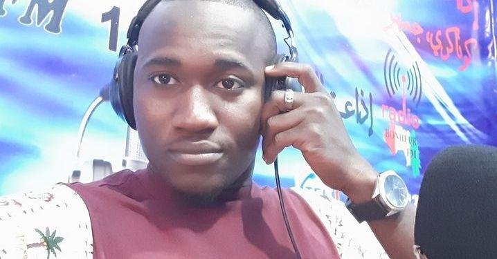 Mohamed Cissé, journaliste