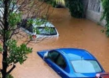 Inondation Conakry