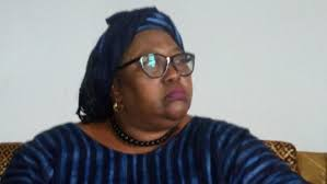 Asmaou Diallo, présidente de l'AVIPA
