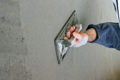 عملية المحارة لأحد الجدران