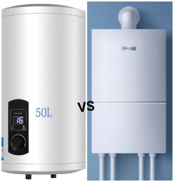 سخانات المياه التقليدية مقابل سخانات المياه الفورية: أيهما أفضل؟