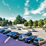 Il parcheggio condominiale