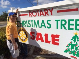 Annual Christmas Tree Sale Bonita Springs Rotary
