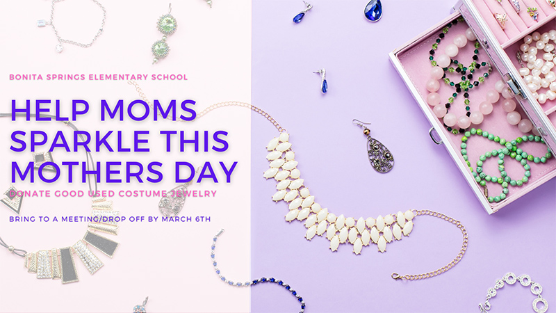 Help Moms Sparkle this Mothers Day