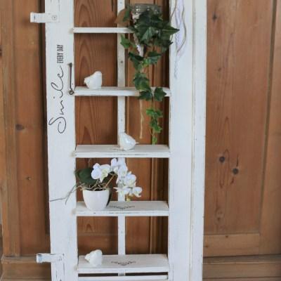 Fensterladen-Regal  (Abholung, KEIN Versand)