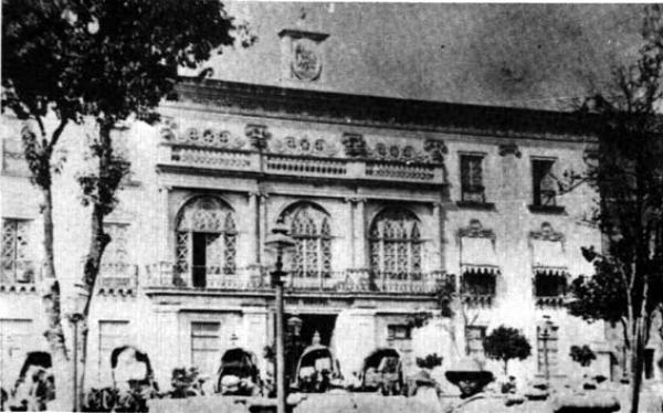 El Palacio Municipal De Le 243 N Bonito Le 243 N