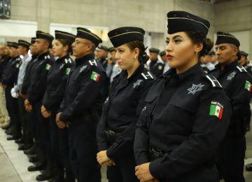 Graduación de policías