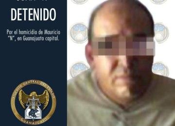Detenido por homicidio del líder sindical del ISSEG