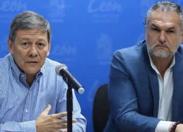 Luis Enrique Moreno Cortés y Daniel Villaseñor